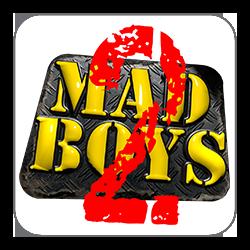 Logo Mad Boys 2